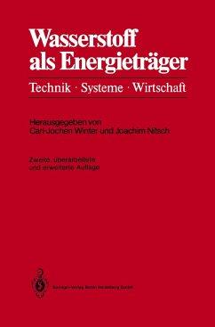 Wasserstoff als Energieträger