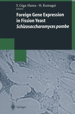 Foreign Gene Expression in Fission Yeast: Schizosaccharomyces pombe