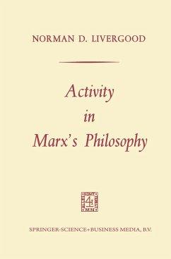 Activity in Marx's Philosophy