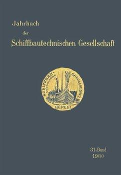Jahrbuch der Schiffbautechnischen Gesellschaft - Schiffbautechnische Gesellschaft