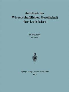 Jahrbuch der Wissenschaftlichen Gesellschaft für Luftfahrt