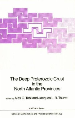 The Deep Proterozoic Crust in the North Atlantic Provinces