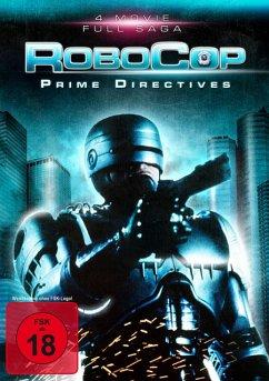RoboCop: Prime Directives - The Full Saga (4 Discs)
