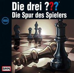 Die Spur des Spielers / Die drei Fragezeichen - Hörbuch Bd.169 (1 Audio-CD)