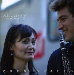 Open Spaces - Ladstätter,Alex/Hattori,Keiko