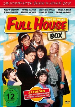 Full House - Rags to Riches, Die komplette Seri...