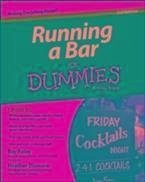 Running a Bar For Dummies (eBook, PDF) - Foley, Ray; Dismore, Heather