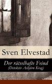 Der rätselhafte Feind (Detektiv Asbjörn Krag) (eBook, ePUB)