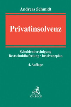 Privatinsolvenz - Schmidt, Andreas