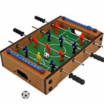 Tischfussballspiel
