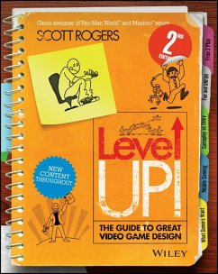 Level Up! The Guide to Great Video Game Design (eBook, PDF) - Rogers, Scott