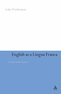 English as a Lingua Franca (eBook, PDF) - Prodromou, Luke