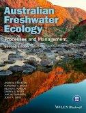 Australian Freshwater Ecology (eBook, PDF)