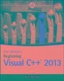 Ivor Horton's Beginning Visual C++ 2013 (eBook, PDF)