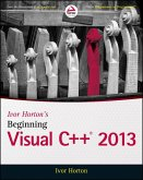 Ivor Horton's Beginning Visual C++ 2013 (eBook, ePUB)