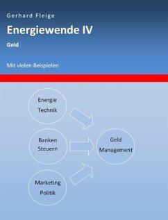 Energiewende IV (eBook, ePUB)