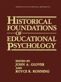 Historical Foundations of Educational Psychology