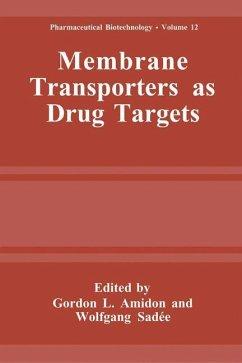 Membrane Transporters as Drug Targets