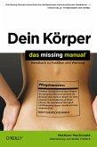 Dein Körper - Das Missing Manual (eBook, PDF)