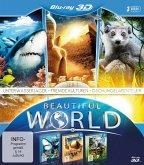 Beautiful World in 3D Vol.1 Bluray Box