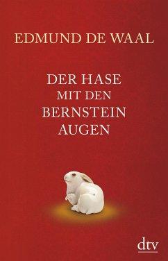 Der Hase mit den Bernsteinaugen (Schmuckausgabe) - De Waal, Edmund