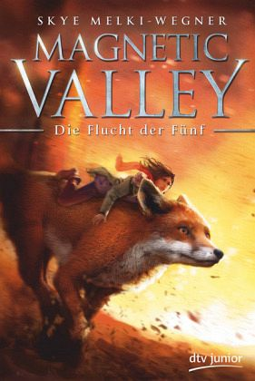 Buch-Reihe Magnetic Valley von Skye Melki-Wegner