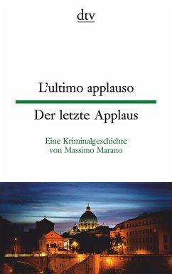 L'ultimo applauso - Der letzte Applaus - Marano, Massimo