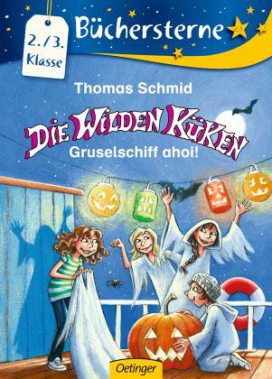 Buch-Reihe Die Wilden Küken. Büchersterne