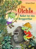 Safari bei den Berggorillas / Die Olchis-Kinderroman Bd.8