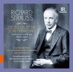 Richard Strauss - Die Zeit, die ist ein ..., 3 Audio-CDs