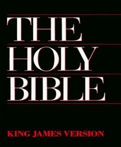 The Holy Bible (eBook, ePUB)