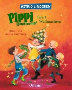 Pippi Langstrumpf feiert Weihnachten - Lindgren, Astrid