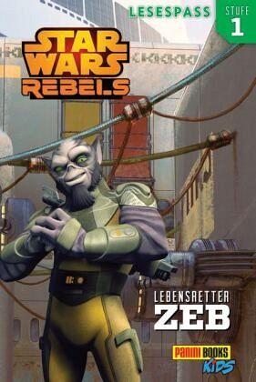 Buch-Reihe Star Wars - Rebels Lesespaß