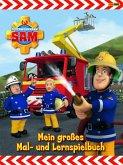 Feuerwehrmann Sam: Malbuch