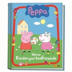 Peppa Kindergartenfreundebuch - Panini