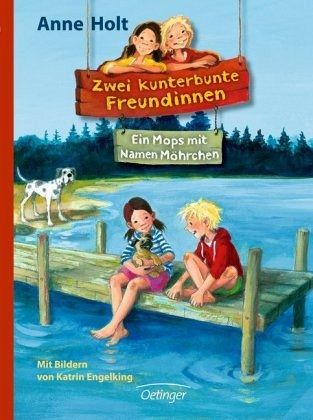 Buch-Reihe Zwei kunterbunte Freundinnen