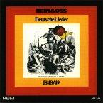 Deutsche Lieder 1848/49