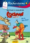 Ab in den Zoo! / Coolman und ich Büchersterne Bd.1