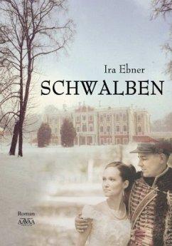 Schwalben - Großdruck - Ebner, Ira
