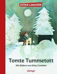 Tomte Tummetott - Lindgren, Astrid