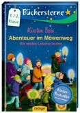 Wir wollen Laterne laufen / Abenteuer im Möwenweg Büchersterne Bd.2