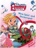 Prinzessin Emmy und ihre Pferde - Mein Spiel- und Stickerspaß
