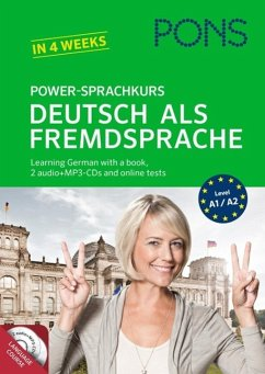 PONS Power-Sprachkurs Deutsch als Fremdsprache
