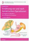 Ernährung vor und nach bariatrischen Operationen