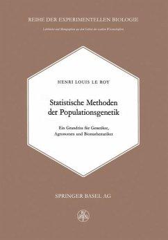 Statistische Methoden der Populationsgenetik