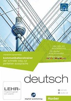Interaktive Sprachreise: Kommunikationstrainer Deutsch (IS18)