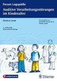 Auditive Verarbeitungsstörungen im Kindesalter (eBook, PDF)