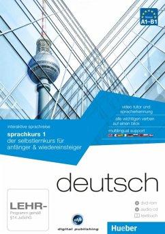 Interaktive Sprachreise: Sprachkurs 1 - Deutsch