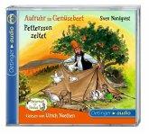 Aufruhr im Gemüsebeet / Pettersson zeltet, 1 Audio-CD
