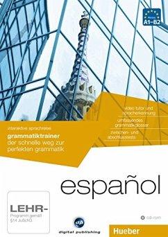 Interaktive Sprachreise: Grammatiktrainer Espanol/Spanisch (IS18)